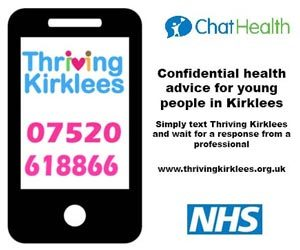 Thriving Kirklees Messaging Service
